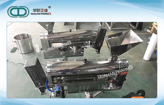 Polished Capsule Sorting Machine For Pharmaceutical Produce Nfj-150 Series