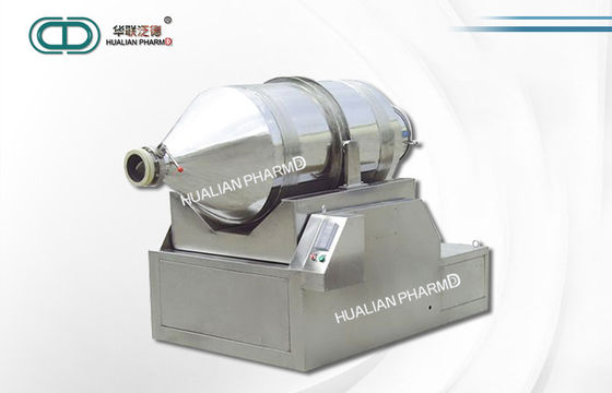 China Two Dimensional Mixing Pharmaceutical Granulation Equipments Color Customers Demand supplier