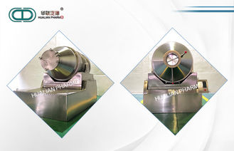 Two Dimensional Mixing Pharmaceutical Granulation Equipments Color Customers Demand