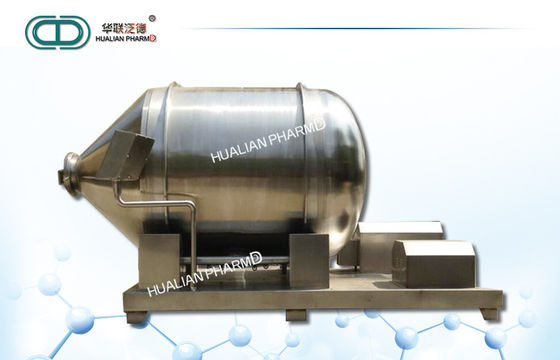 Ss 304 Tumbler Mixer Machine For Chemical Food Single Dimension FD-YYH