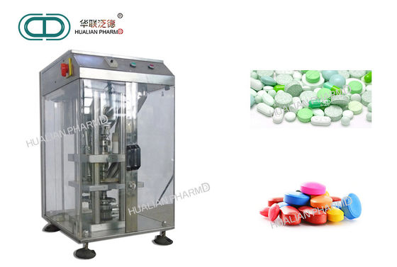 China pharamaceutical ,Chemical ,Food Laboratory Tablet Press Stainless Steel 580*500*830mm DP50 supplier