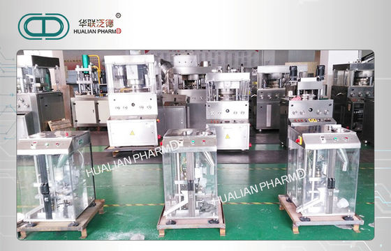 pharamaceutical ,Chemical ,Food Laboratory Tablet Press Ss 316L 580*500*830mm DP50