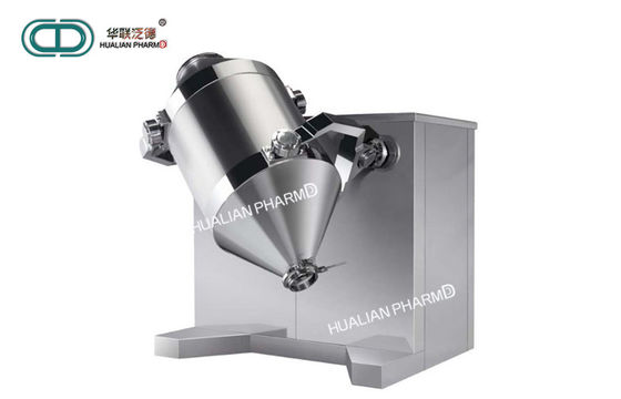 China High Efficiency Pharmaceutical Mixing Equipment / Chemical Dry Powder Mixer Blender supplier