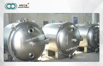 Industrial Pharmaceutical Machinery / Round Or Square Dryer Vacuum Drying Ovens