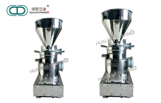 China Split Food Grade Stainless Steel Colloid Mill JM-FB140A High Efficiency supplier