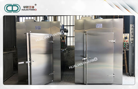 China Fruit Vegetable  Hot Air Circulation Drying Oven Stainless Steel 304 316L supplier