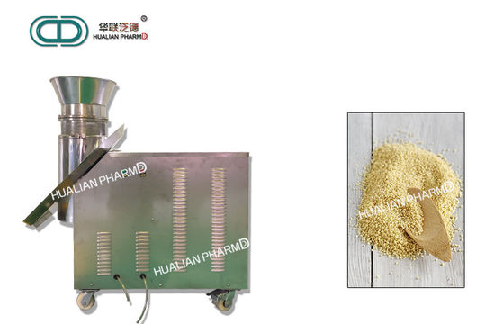 ZBL Extruding Granulator Machine For Pharmaceuticals / Food , Long Life