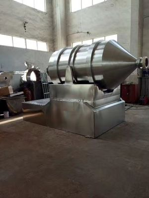 GMP Food Chemical Pharmaceutical Mixing Equipment Two Dimensional