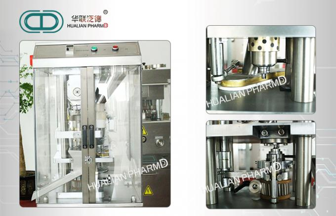 pharamaceutical ,Chemical ,Food Laboratory Tablet Press Stainless Steel 580*500*830mm DP50