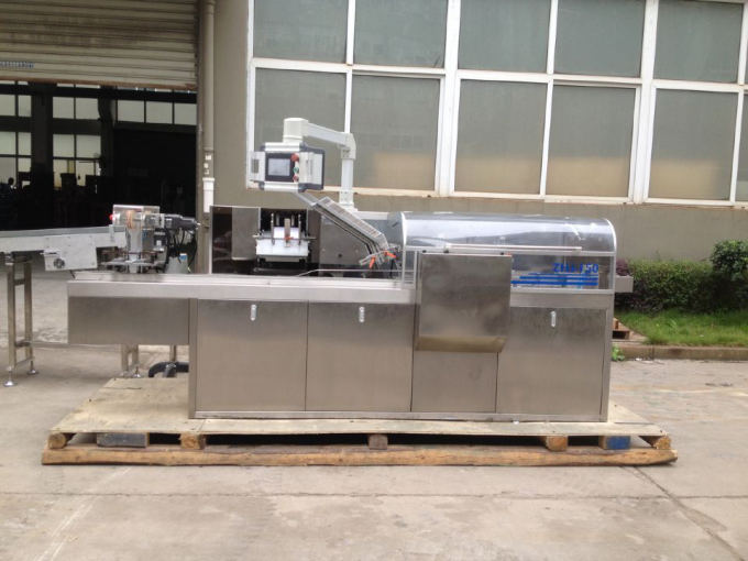 Automatic Cartoning Machine For Medicine Food Cosmetics Daily Chemical CARTONING PACKING  ZHJ -150