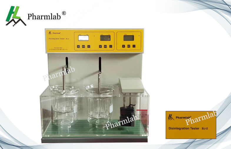 Analysis Medical Laboratory Machines Automatic Tablet Capsule Disintegration Test  BJ-2
