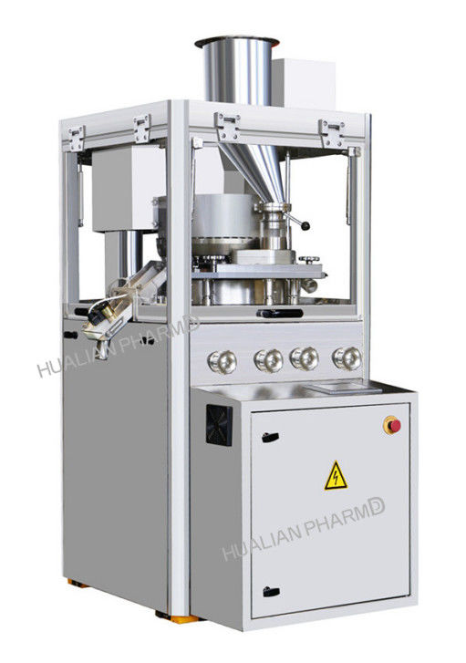 Industry Automatic Tablet Press Machine / Cosmetic Powder Compacting Press
