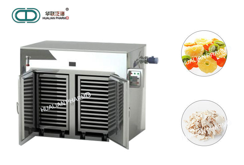Fruit Vegetable Hot Air Circulation Oven Stainless Steel 316L CT-C Series Industrial