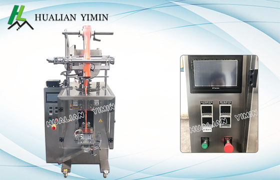China Automatic Liquid / Sauce Packing Machine For Ketchup , Tomato Sauce , Chili Sauce factory